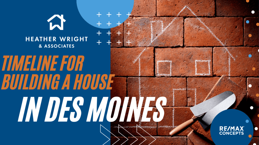 Timeline for Building a House in Des Moines